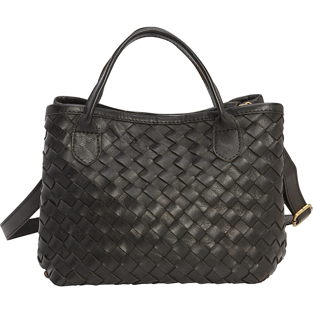 TLC you Bryn Tote Black TLC you Leather Handbags