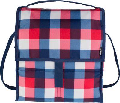PACKIT Picnic Bag Buffalo Check - PACKIT Travel Coolers