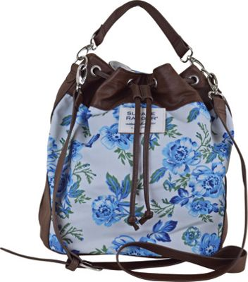 Sloane Ranger Drawstring Bucket Bag Vintage Floral - Sloane Ranger Fabric Handbags