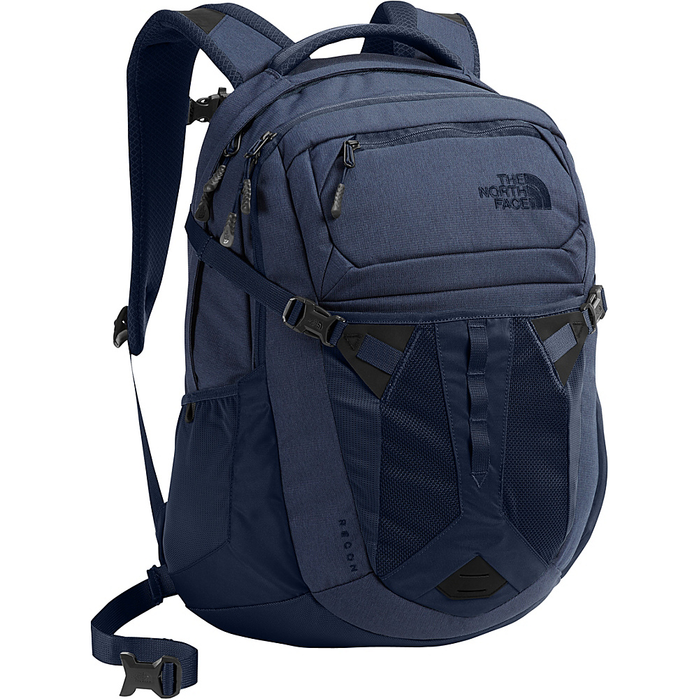 The North Face Recon Laptop Backpack - 15 Urban Navy/Light Heather - The North Face Business & Laptop Backpacks - Backpacks, Business & Laptop Backpacks