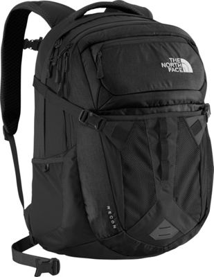 The North Face Recon Laptop Backpack - 15 inch TNF Black - The North Face Business & Laptop Backpacks