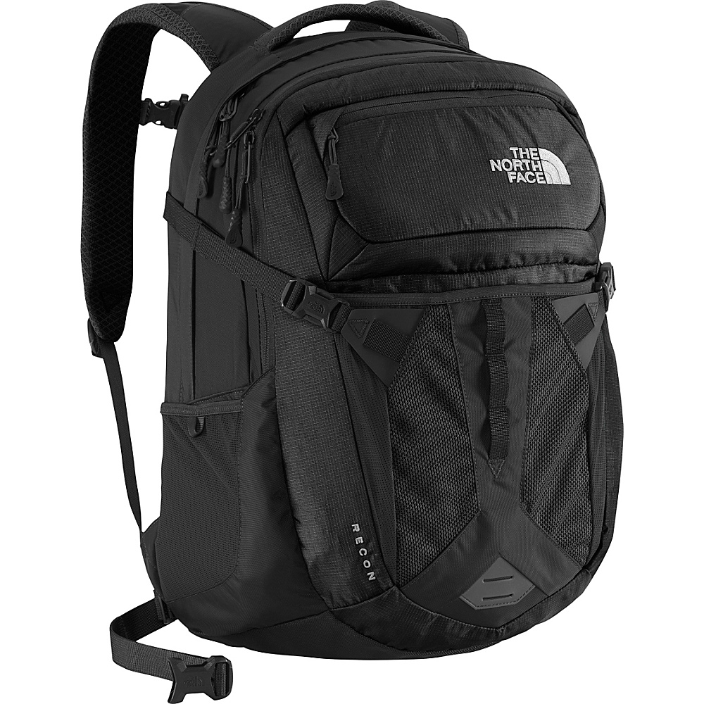The North Face Recon Laptop Backpack - 15 TNF Black - The North Face Business & Laptop Backpacks - Backpacks, Business & Laptop Backpacks