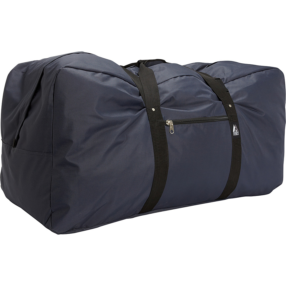 Everest Cargo Duffel Large Navy Everest Travel Duffels