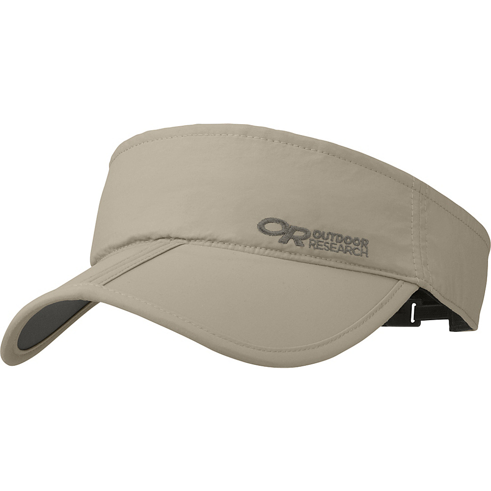 Outdoor Research Radar Visor One Size - Khaki - Outdoor Research Hats/Gloves/Scarves - Fashion Accessories, Hats/Gloves/Scarves