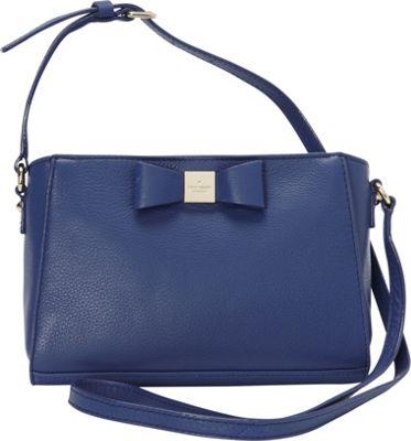 kate spade new york Renny Drive Sienna Blue Bird - kate spade new york Designer Handbags