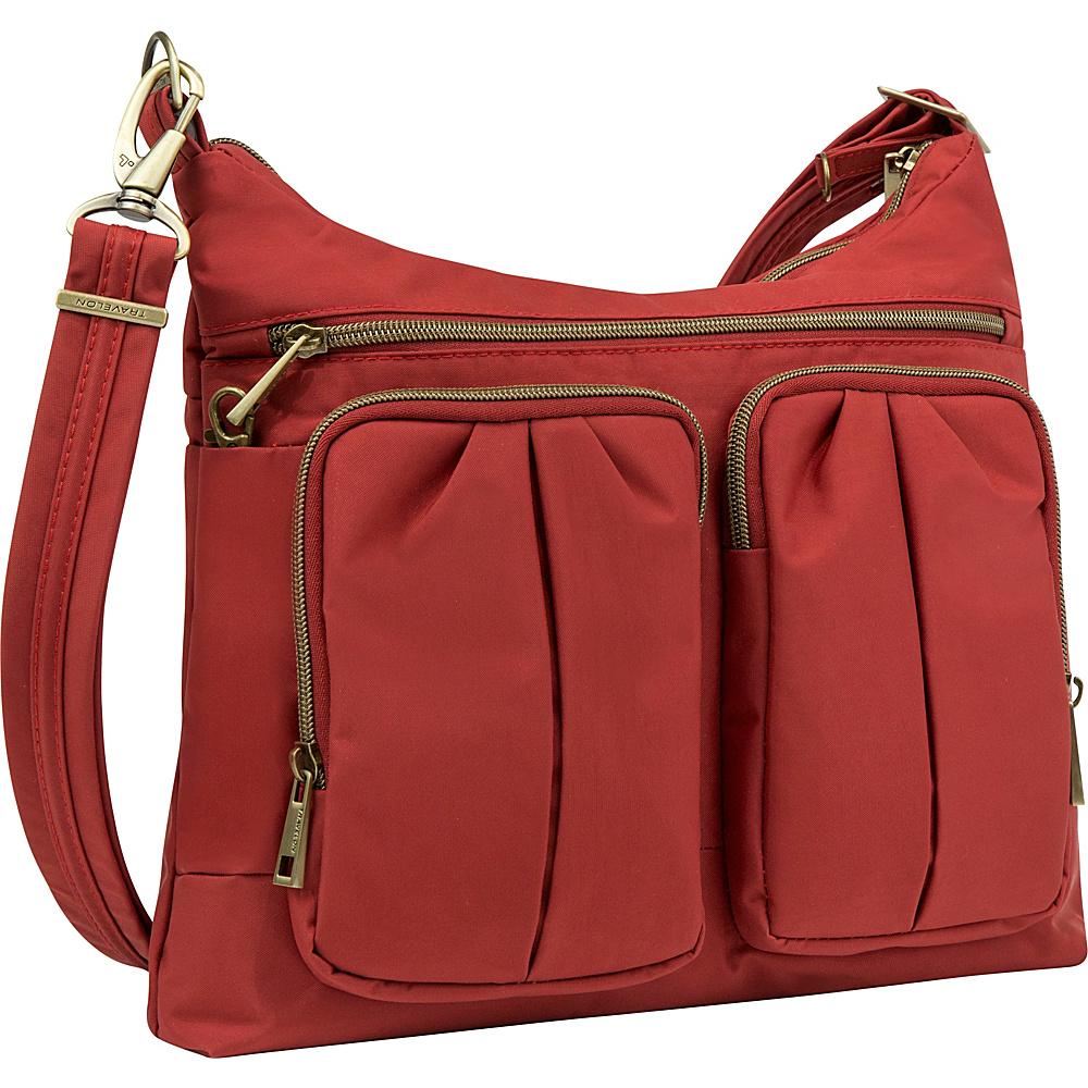 HOBO TRAVEL BAG BROWN LN178 - Kawan Lama Inovasi Online Store |Hobo Travel