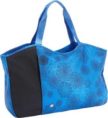 Haiku Day Tote Tie Dye Midnight - Haiku Fabric Handbags