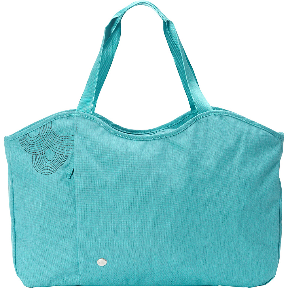 Haiku Day Tote Mirage Haiku Fabric Handbags