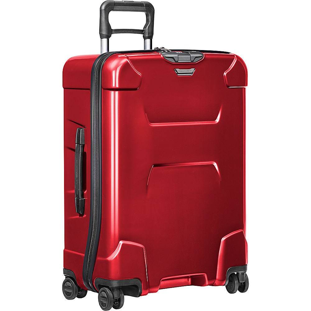 Briggs & Riley Torq Medium Spinner Ruby - Briggs & Riley Large Rolling Luggage