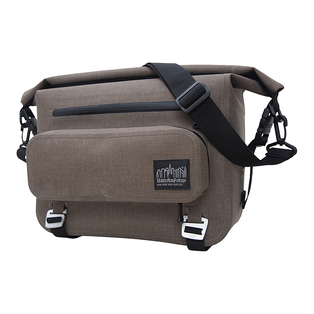 Manhattan Portage Harbor Trunk Bag Dark Brown - Manhattan Portage Other Mens Bags - Work Bags & Briefcases, Other Men's Bags