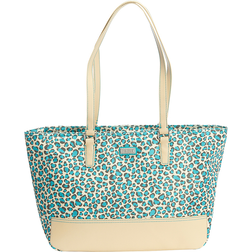 Hadaki Cassandra Tote Primavera Cheetah - Hadaki Fabric Handbags - Handbags, Fabric Handbags