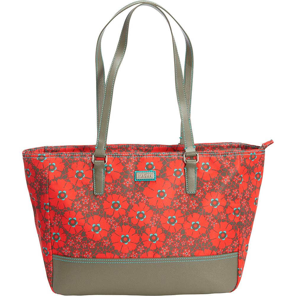 Hadaki Cassandra Tote Primavera Lacey - Hadaki Fabric Handbags - Handbags, Fabric Handbags