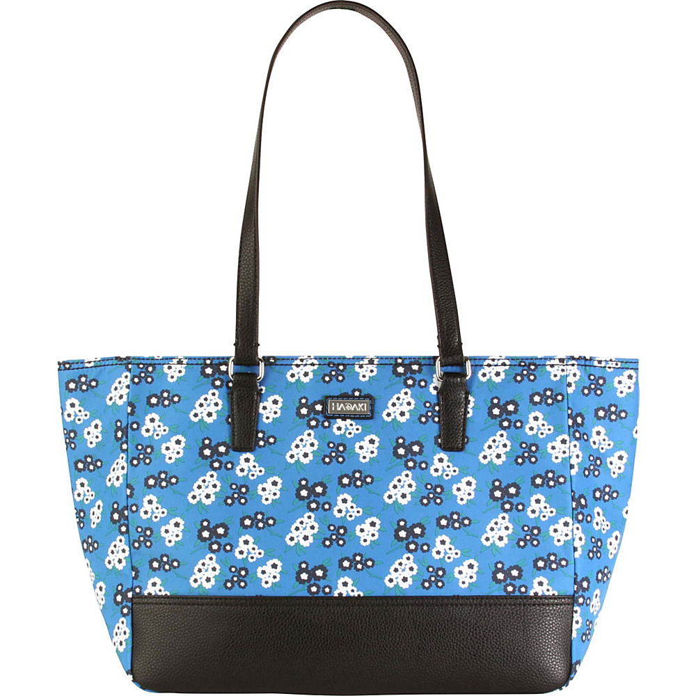 Hadaki Cassandra Tote Fantasia Floral - Hadaki Fabric Handbags - Handbags, Fabric Handbags