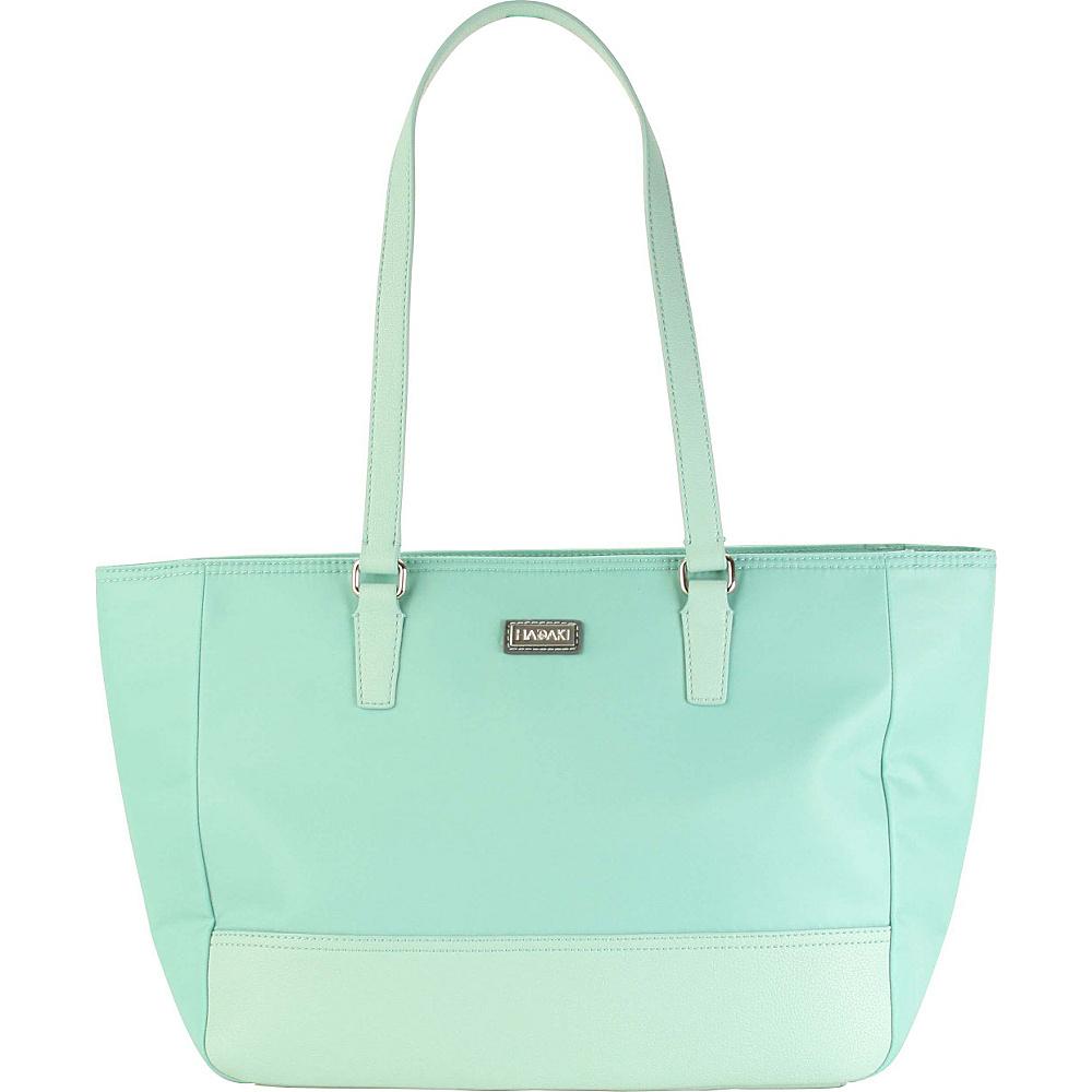 Hadaki Cassandra Tote Aquifer - Hadaki Fabric Handbags - Handbags, Fabric Handbags