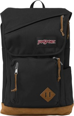 JanSport Hensley Backpack Black - JanSport Business & Laptop Backpacks