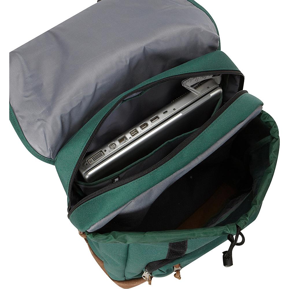JanSport Hensley Backpack Black - JanSport Business & Laptop Backpacks