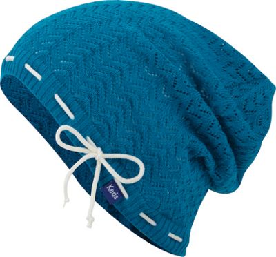 Keds Solid Slouch Beanie Vivid Blue - Keds Hats/Gloves/Scarves