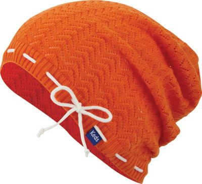 Keds Solid Slouch Beanie Birds of Paradise Aztec Geo - Keds Hats/Gloves/Scarves