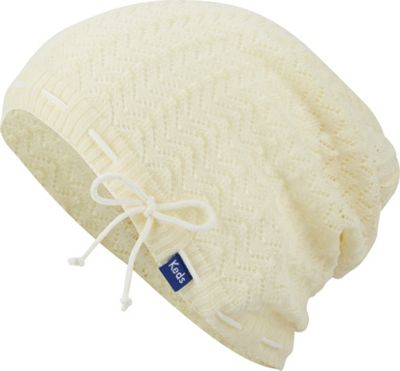 Keds Keds Solid Slouch Beanie Off White - Keds Hats/Gloves/Scarves