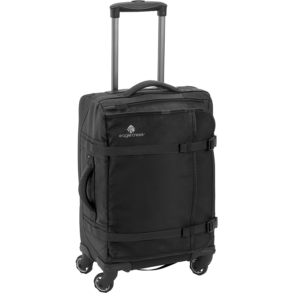 Eagle Creek No Matter What Flatbed AWD 22 Black - Eagle Creek Softside Carry-On - Luggage, Softside Carry-On