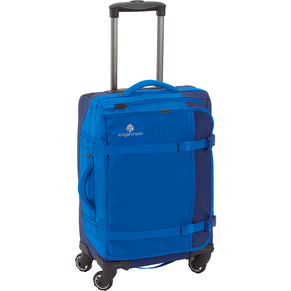 Eagle Creek No Matter What Flatbed AWD 22 Cobalt - Eagle Creek Softside Carry-On - Luggage, Softside Carry-On