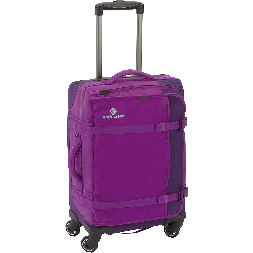 Eagle Creek No Matter What Flatbed AWD 22 Grape - Eagle Creek Softside Carry-On - Luggage, Softside Carry-On