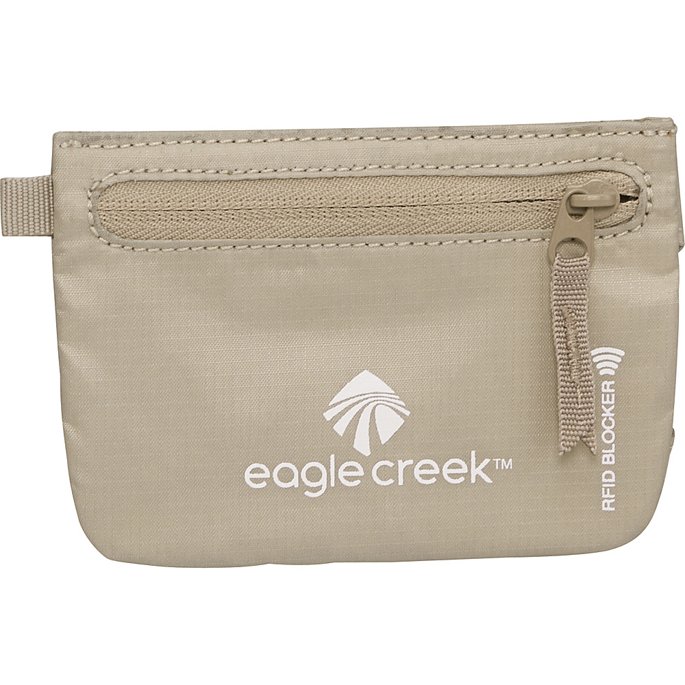 Eagle Creek Credit Clip RFID Tan - Eagle Creek Travel Wallets - Travel Accessories, Travel Wallets