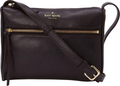 kate spade new york Cobble Hill Cayli Black - kate spade new york Designer Handbags