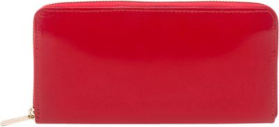 Paperthinks Paperthinks Long Wallet Scarlet - Paperthinks Women's Wallets