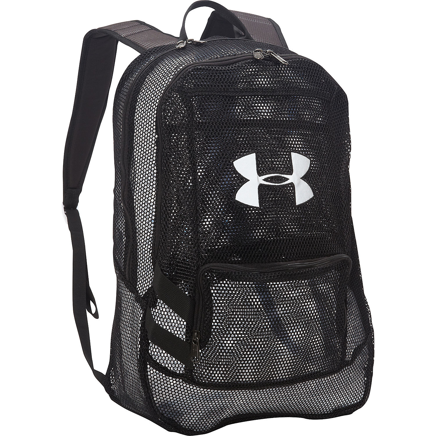 9806f56bcb Under Armour Black Mesh Backpack- Fenix Toulouse Handball