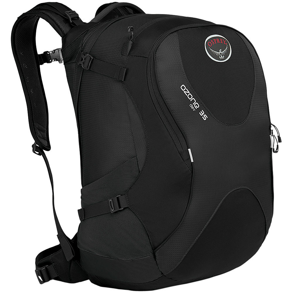 Osprey Ozone Travel Pack 35 Black- DISCONTINUED - Osprey Business & Laptop Backpacks - Backpacks, Business & Laptop Backpacks