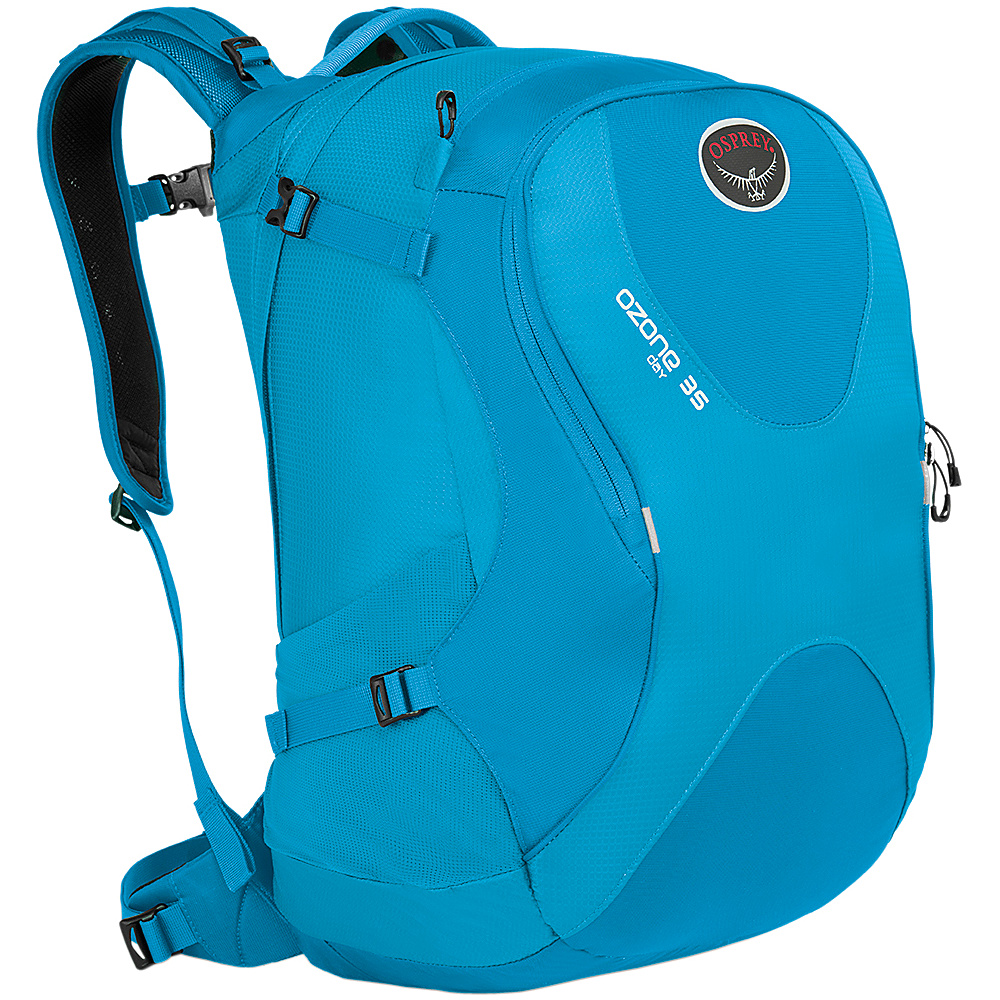 Osprey Ozone Travel Pack 35 Summit Blue - Osprey Business & Laptop Backpacks - Backpacks, Business & Laptop Backpacks