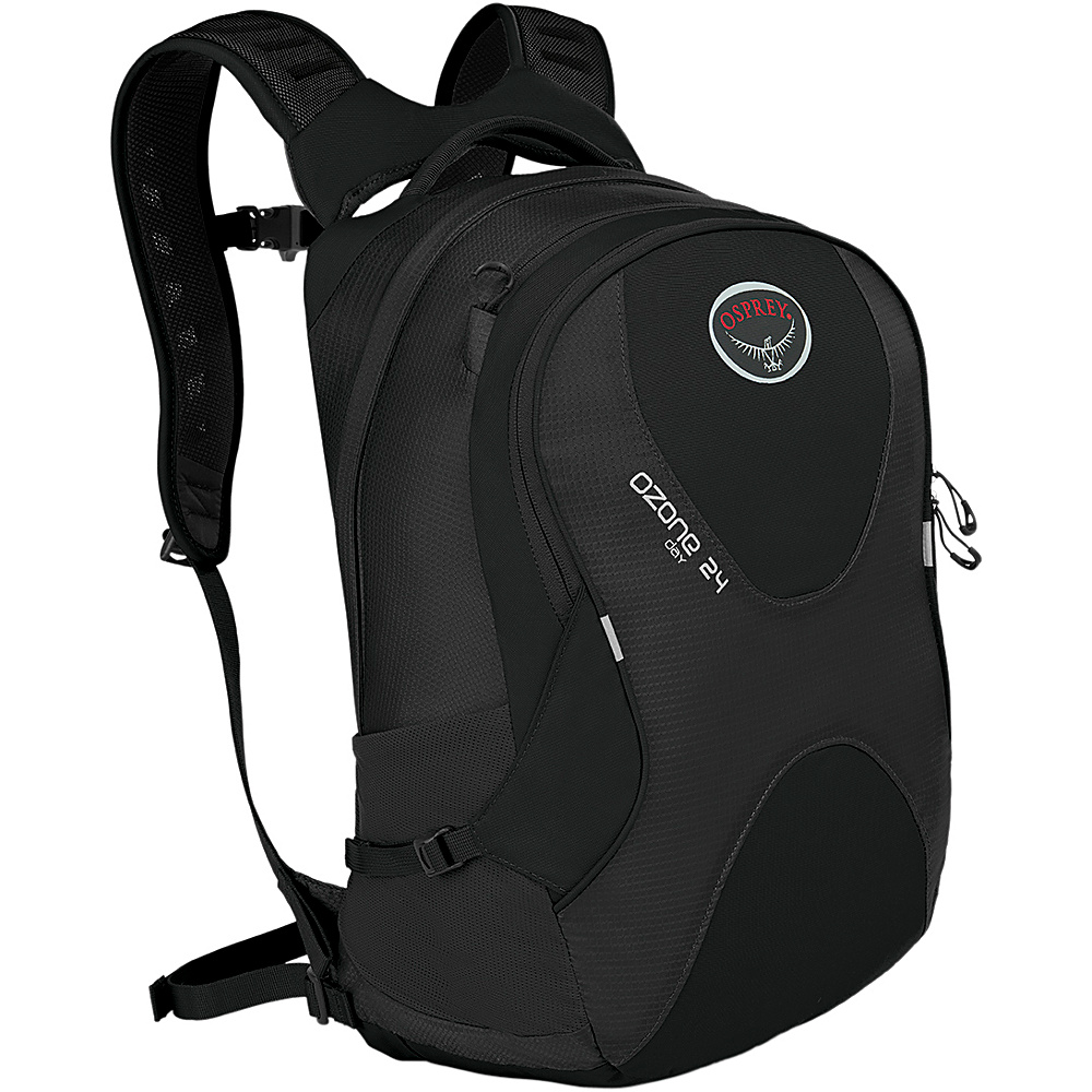 Osprey Ozone Travel Pack 24 Black- DISCONTINUED - Osprey Business & Laptop Backpacks - Backpacks, Business & Laptop Backpacks