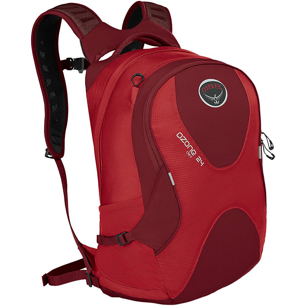 Osprey Ozone Travel Pack 24 Hoodoo Red - Osprey Business & Laptop Backpacks - Backpacks, Business & Laptop Backpacks