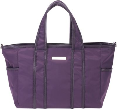 Perry Mackin Danielle Diaper Bag Lilac - Perry Mackin Diaper Bags & Accessories