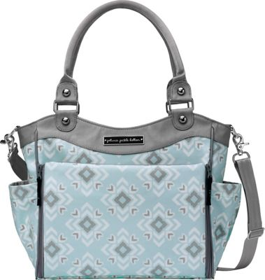 Petunia Pickle Bottom City Carryall Sleepy San Sebastian - Petunia Pickle Bottom Diaper Bags & Accessories