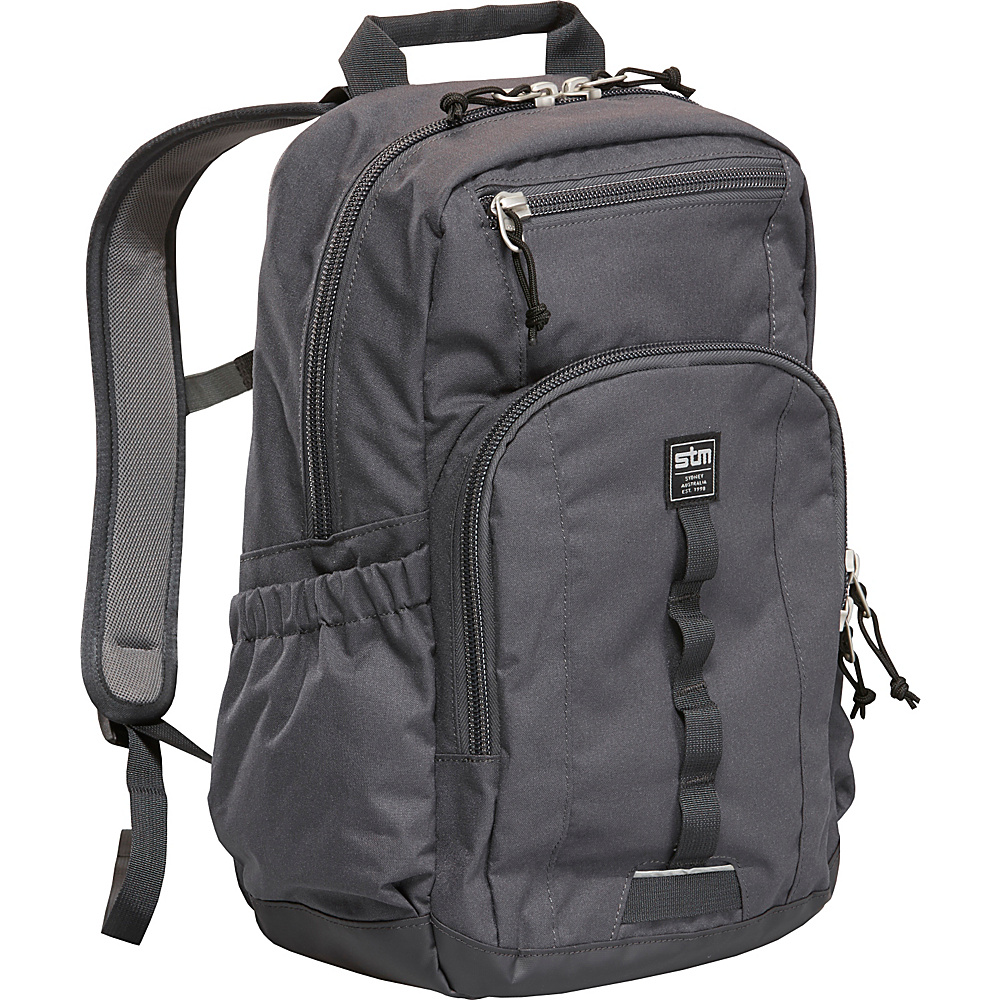 STM Bags Trestle Small Backpack Graphite STM Bags Business Laptop Backpacks