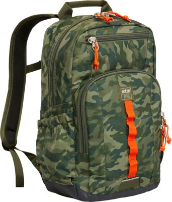 STM Goods Trestle Small Backpack Camo - STM Goods Business & Laptop Backpacks