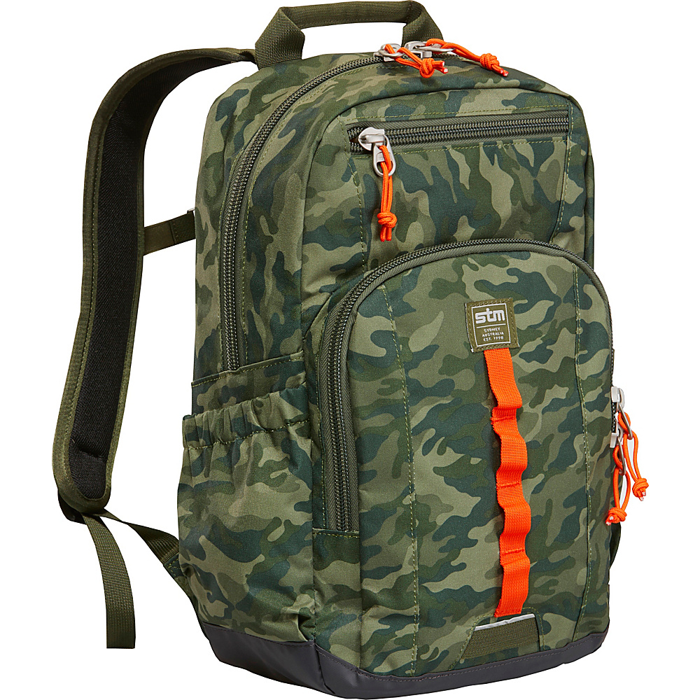 STM Bags Trestle Small Backpack Camo STM Bags Business Laptop Backpacks