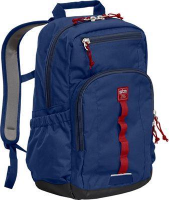 STM Goods Trestle Small Backpack Navy - STM Goods Business & Laptop Backpacks