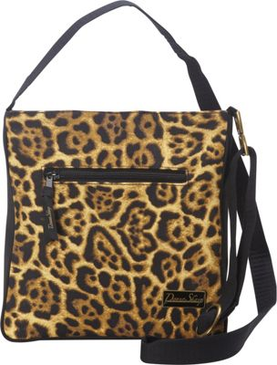 Donna Sharp Hipster Jaguar - Donna Sharp Fabric Handbags