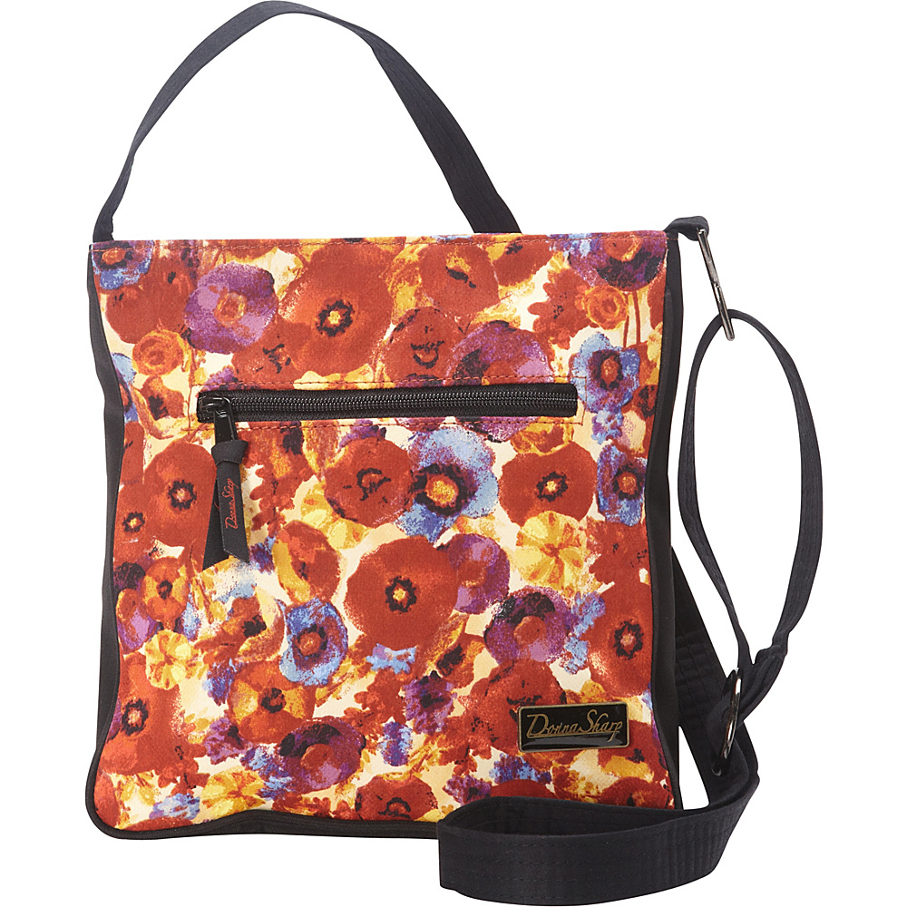 Donna Sharp Hipster Poppy Field Donna Sharp Fabric Handbags