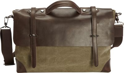 Journey Collection by Annette Ferber Edinburgh Messenger Bag Olive - Journey Collection by Annette Ferber Messenger Bags
