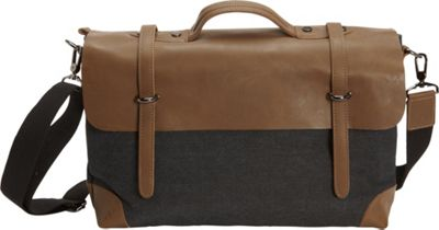 Journey Collection by Annette Ferber Edinburgh Messenger Bag Dark Brown - Journey Collection by Annette Ferber Messenger Bags