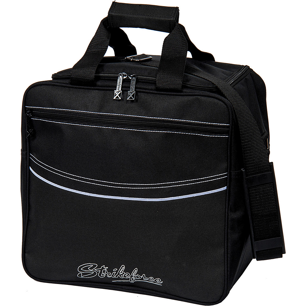 KR Strikeforce Bowling Kolors Single Tote Bag Black KR Strikeforce Bowling Bowling Bags