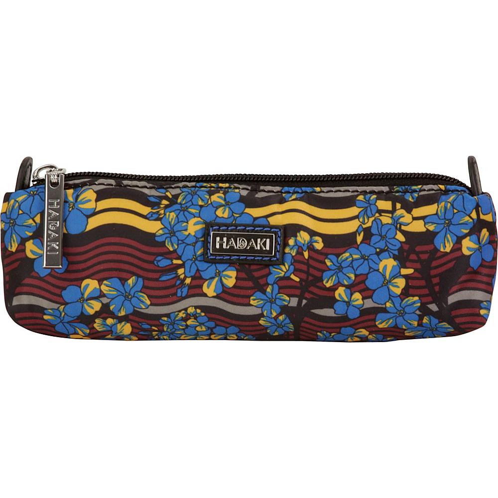 Hadaki Pencil/Brush Pouch Forget Me Nots - Hadaki Travel Organizers - Travel Accessories, Travel Organizers