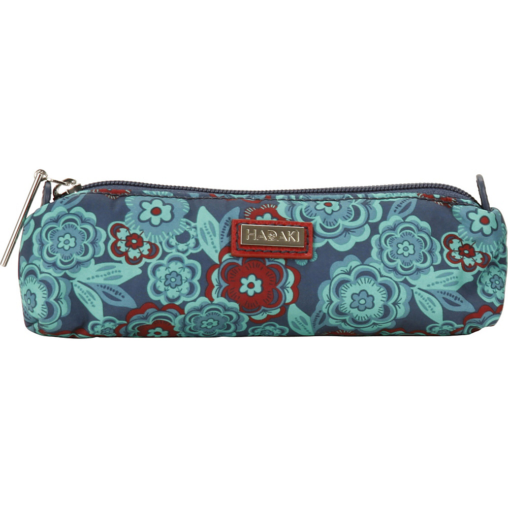 Hadaki Pencil/Brush Pouch Floral - Hadaki Travel Organizers - Travel Accessories, Travel Organizers