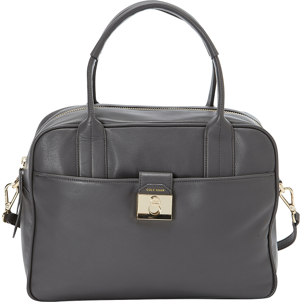 dd8caaf328  189.99 More Details · Cole Haan Tartine Satchel Storm Cloud - Cole Haan  Designer Handbags
