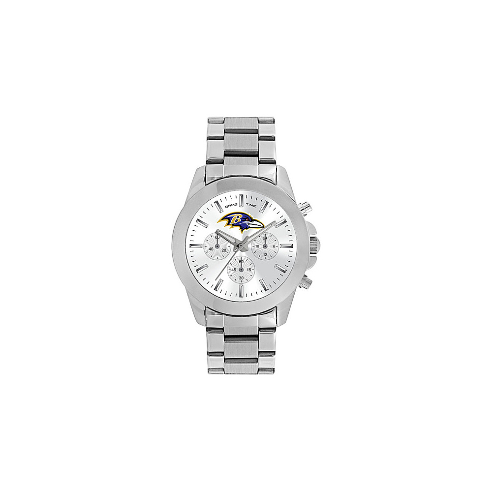 Game Time Knock-Out NFL Watch Baltimore Ravens - Game Time Watches - Fashion Accessories, Watches