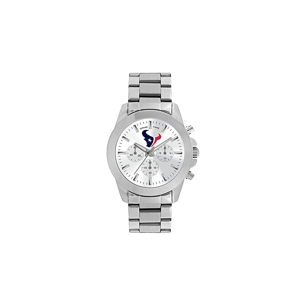 Game Time Knock-Out NFL Watch Houston Texans - Game Time Watches - Fashion Accessories, Watches